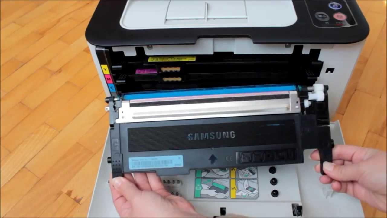 samsung laser printer clp 320 manual