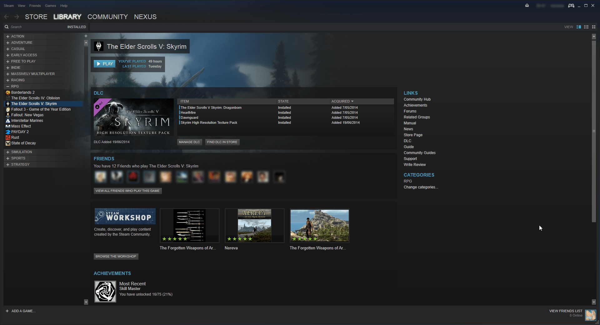 how to download and manually install steam workshop files