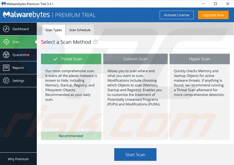 how to manually scan download links sophos