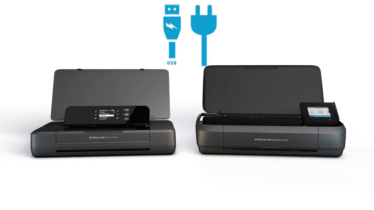 hp officejet 250 mobile printer manual