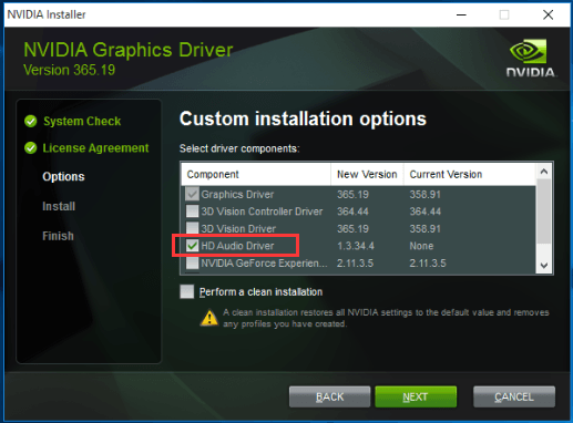 how to manually download nvidia drivers