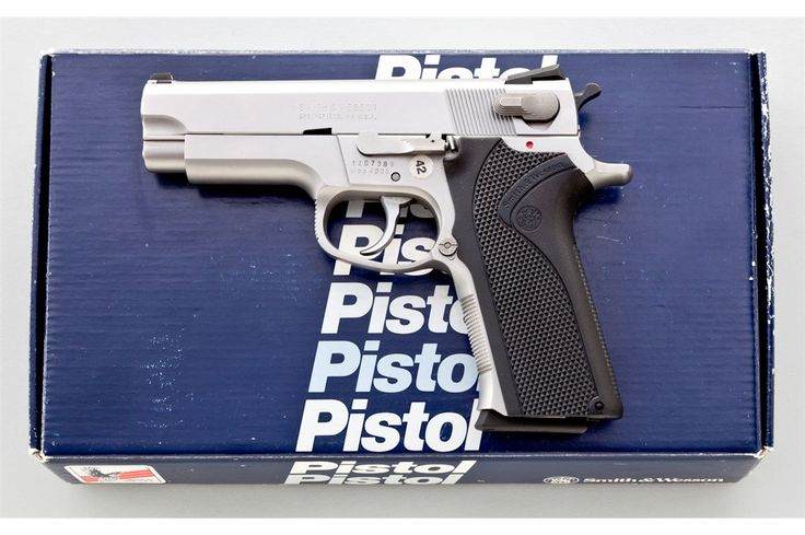 smith wesson model 4006 manual
